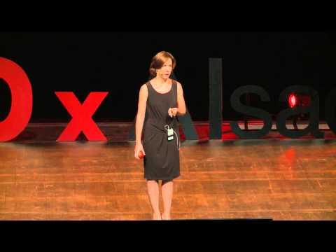 Le je(u) du nous: Audrey Saget at TEDxAlsace