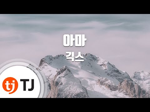 Probably 아마_Geeks 긱스_TJ노래방 (Karaoke/lyrics/romanization/KOREAN)
