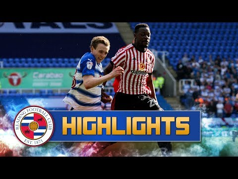 2-minute review: Reading 2-2 Sunderland (Sky Bet Championship), 14th April 2018