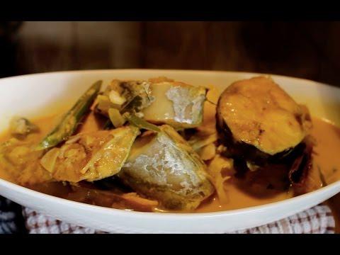 Spanish Mackerel Curry (Thora Maalu Kirata)