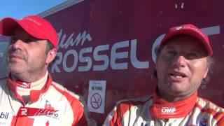 Marcelo Filippi y Marcelo Brizio - Despiden con éxito la Temporada 2013 del rally chileno