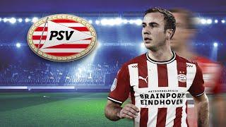 Best Of Mario Götze 2020/21 - die Highlights seiner Debüt-Saison bei der PSV Eindhoven!