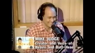 Beavis And Butthead - Howerd Stern And Mike Judge (1995)