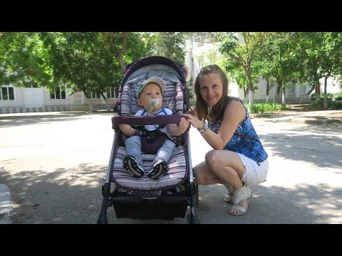 Обзор на коляску Baby Care GT4 plus/Test drive / Efimka Ola