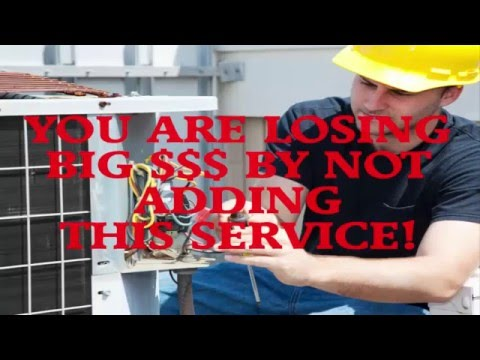 Air Conditioner Repair or HVAC + Appliance Repair Service = Big Money When You