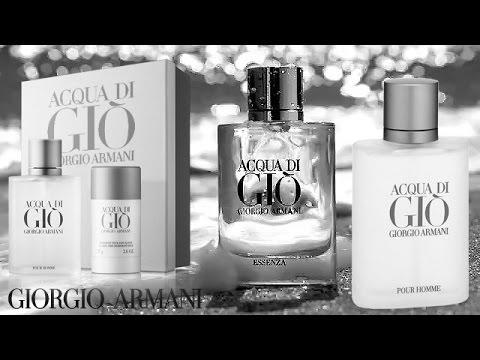 Original Giorgio Armani Acqua Di Gio Unboxing Review Youtube