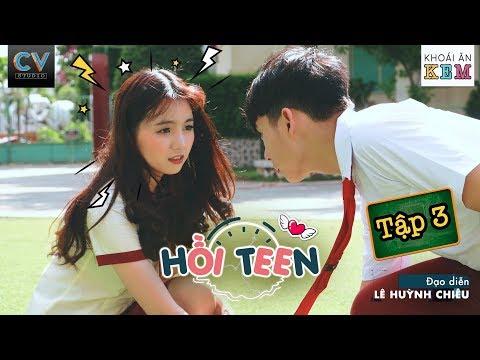 [PHIM HỌC ĐƯỜNG] HỒI TEEN -  TẬP 3 : Kim Di Và Cú Lột Xác Hoàn Hảo