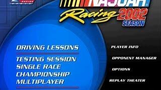 nascar racing 2002 season crash part 1
