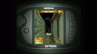 The Elder Scrolls Travels: Shadowkey (2004) - Nokia N-Gage Gameplay