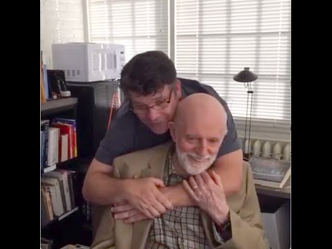 Sean Astin loves his dad John Astin