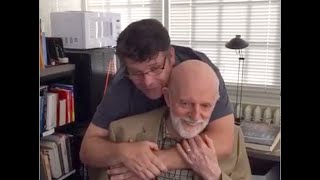 Sean Astin loves his dad John Astin