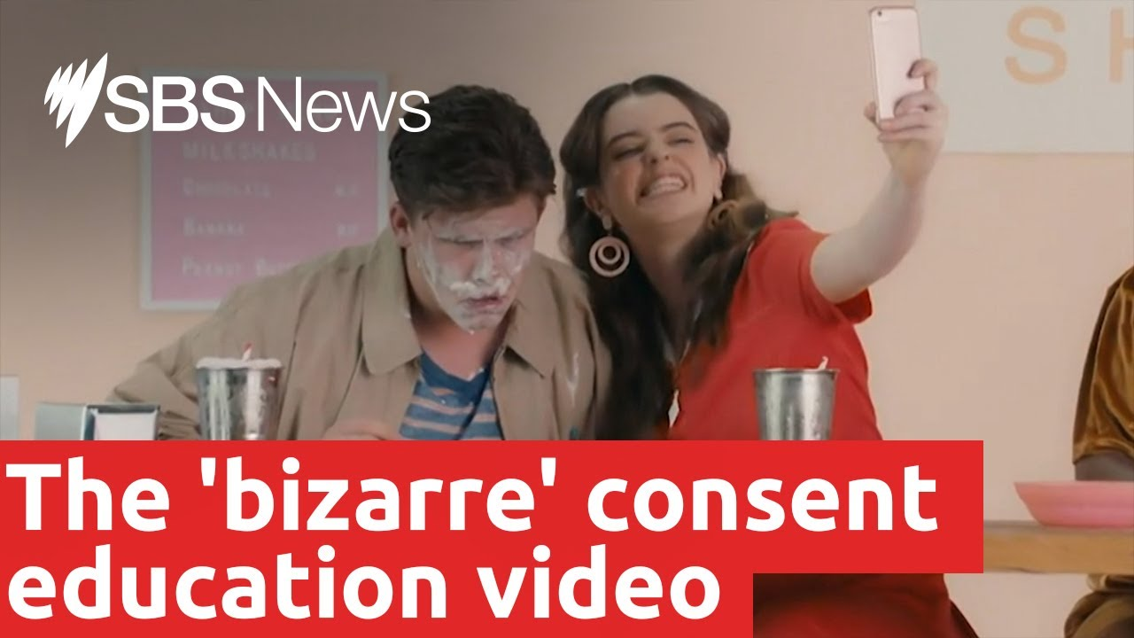 Government's consent education videos labelled 'bizarre' | SBS News