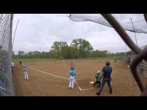 April 30, 2016 NKY Cobras vs Ohio Bulldogs, 11U Baseball