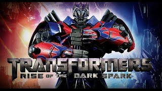 Transformers Rise of The Dark Spark : Conferindo o Game