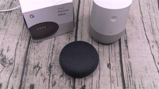 Google Home Mini - Better Than Amazon Echo Dot?