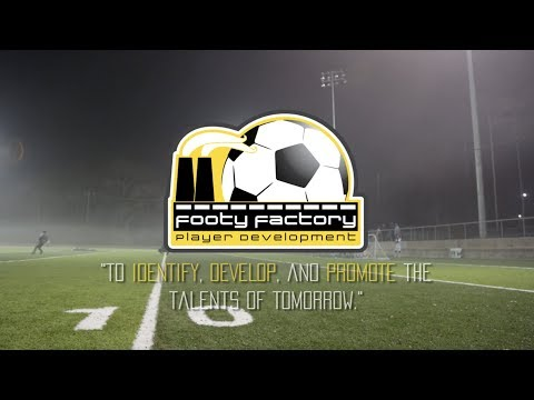 Footy Factory Promo