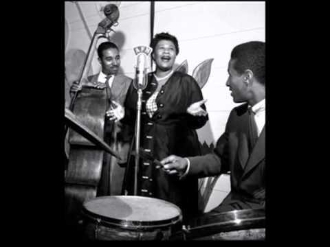 Budella (Blue Skies) - Ella Fitzgerald & Buddy Rich (1947)