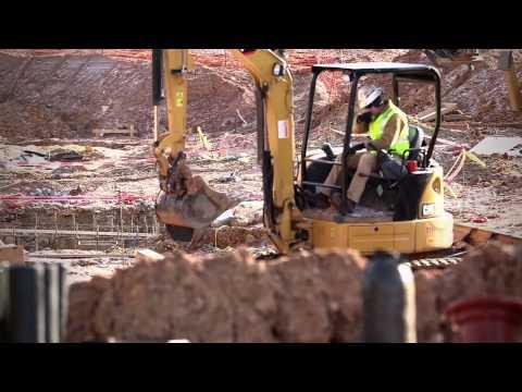 Robert Parvin: The Versatile Cat® E Series Mini Excavator