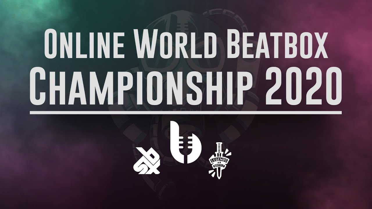 The Online World Beatbox Championship 2020