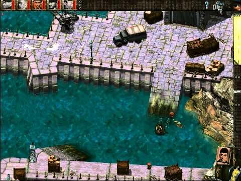 commandos-bel---barrel-across-water-glitch
