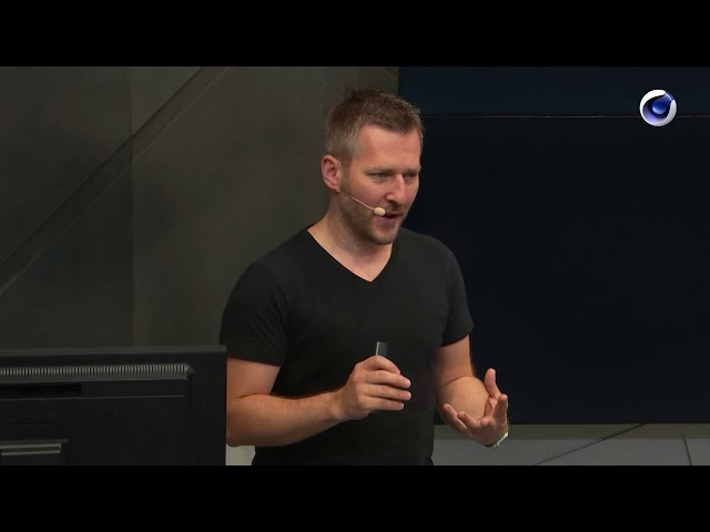 IBC 2018 Rewind: Robert Hranitzky – VFX & Motion Graphics with After Effects and Cinema 4D