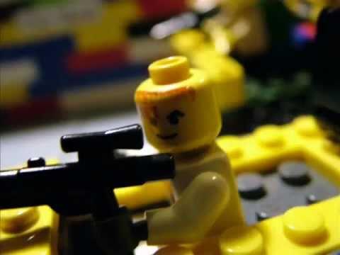 Lego Napad Na Bank Cz 1 Youtube