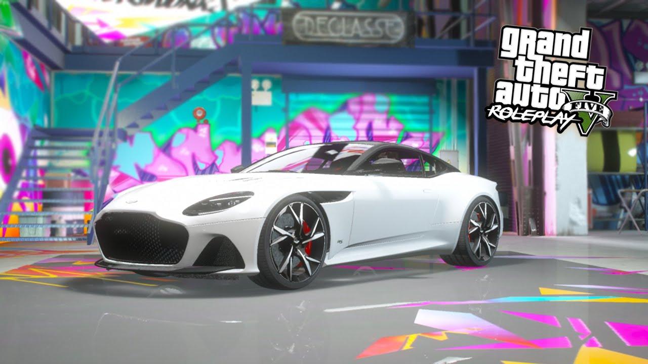 Sultan Beli Mobil Aston Martin Test Speed Gta 5 Roleplay Youtube