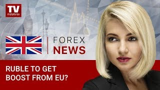 InstaForex tv news: Ruble to get boost from EU?