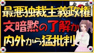 【韓国最悪の独裁主義政権なるか】沈黙貫く文在寅大統領、暗黙の了解か⁉︎新法案可決問題で国内外から猛批判、どうなる韓国経済!