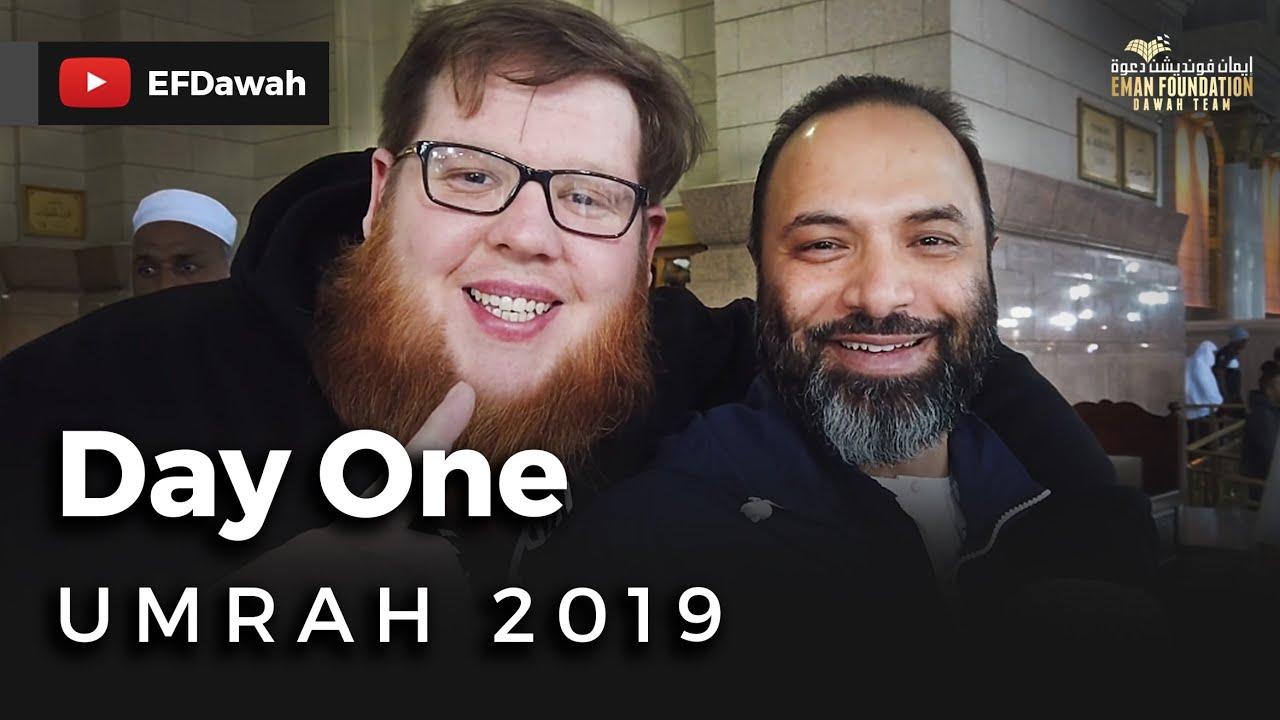 Umrah 2019 | Day One