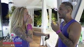#LaVilla : la Bataille des couples - 😲 Moment de complicité entre Jazz et Vivian