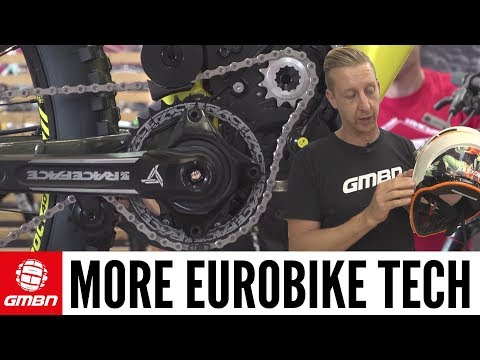 More New Mountain Bike Tech For 2018 | GMBN At Eurobike