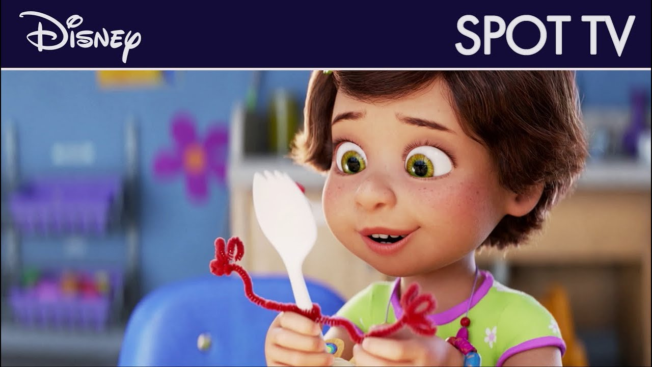 Toy Story 4 - Spot TV : Un nouvel ami | Disney