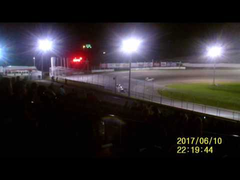 I 44 Speedway Pro Late Model feature  6 10 17