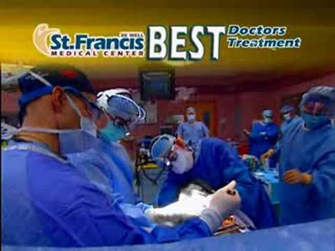 St. Francis Medical Center, Trenton, NJ  :30spot