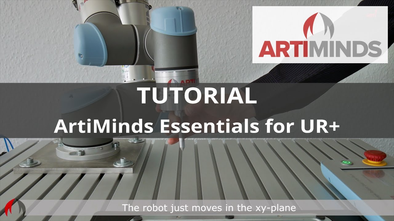ArtiMinds UR+ - ArtiMinds Robotics GmbH