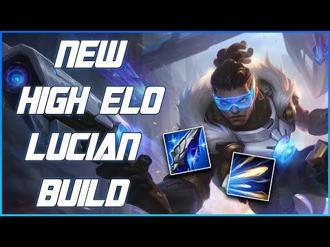 Why This New Lucian Build Is Taking Over High Elo