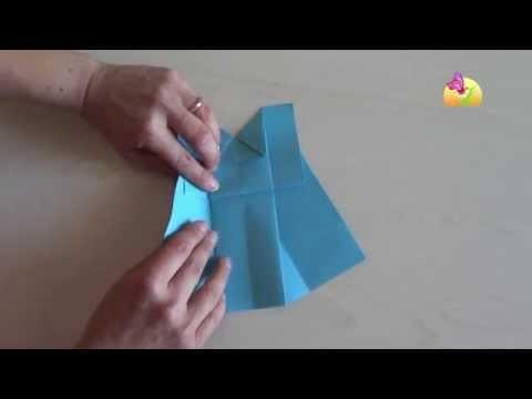 origami-vestito-blu-[hd]---www.mammaebambini.it
