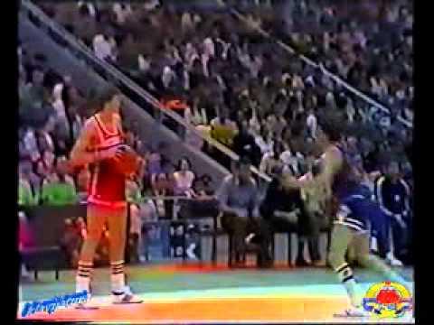 1980 Olympics in Moscow - Basketball - Yugoslavia vs. USSR (101:91) Full match