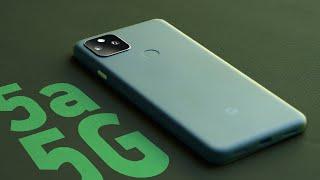 Обзор Pixel 5a 5G — просто идеал, и всё