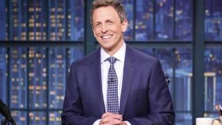 Trevor Noah, Seth Meyers blast Trump's transgender ban, Jeff Sessions bashing Free HD Video