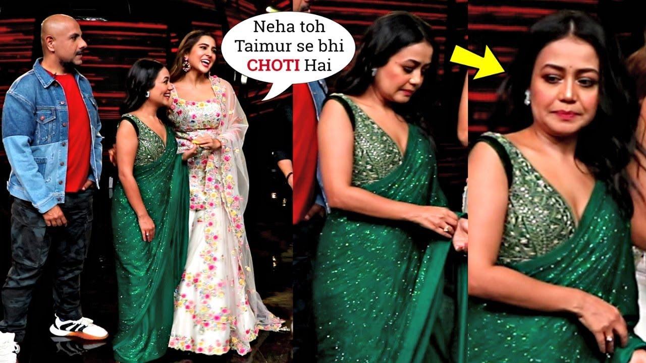Neha Kakkar Secretly Married To Aditya Narayan Caught In Chooda Youtube