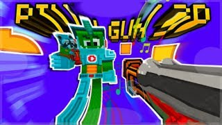 THE RACCOON WITH A PIPE NEEDS TO BE BANNED! | Pixel Gun 3D