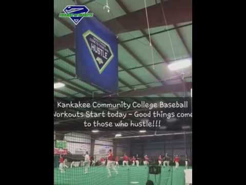 House of Sportz - Kankakee Community College Baseball Team