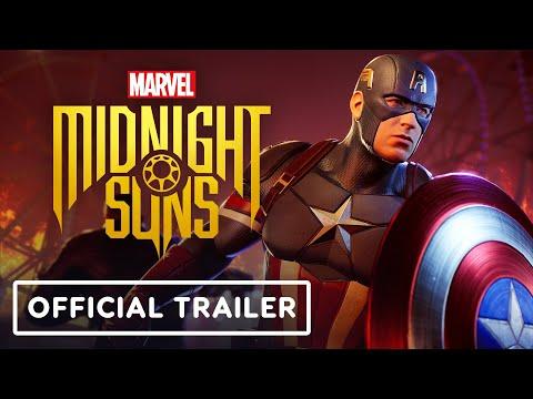 Первый геймплей Marvel's Midnight Suns – тактической игры от создателей XCOM