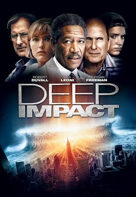 Deep Impact (8/10) Movie CLIP - The Comet Hits Earth (1998) HD - YouTube