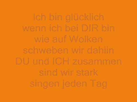 Schnuffel - Ich bin glücklich lyrics
