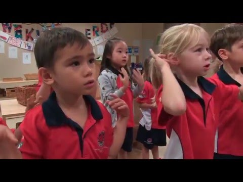 Bilingual Chinese English Programme at Canadian International School, Singapore