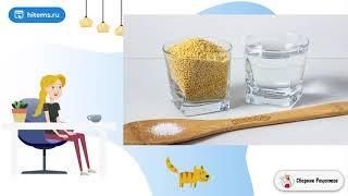 Пшенная каша на воде в мультиварке Простые рецепты