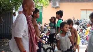 Bikes 4 Life in Cambodia